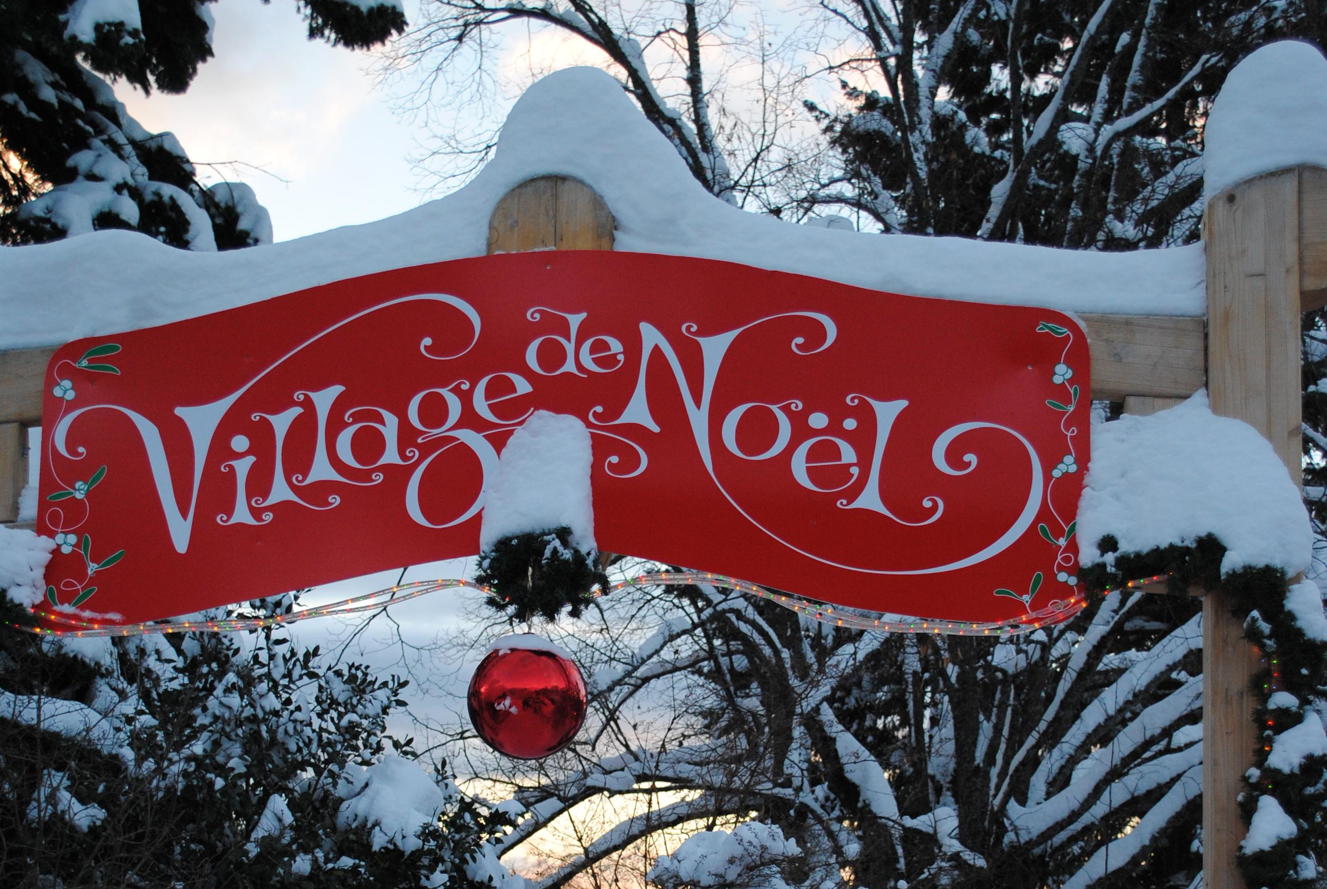 village du pere noel france Le village du Père Noël   village du pere noel france
