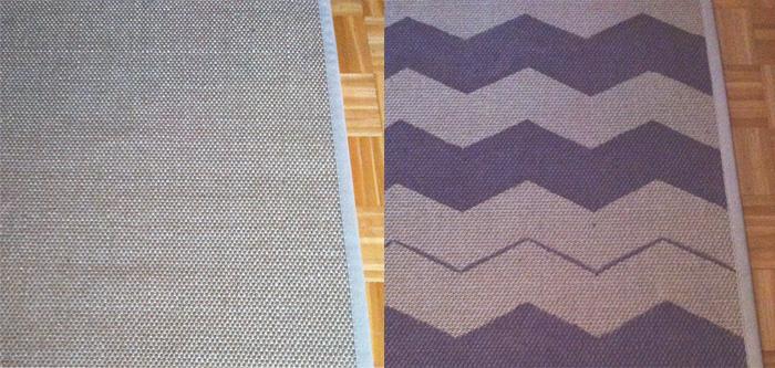 Chevron rug for Ikea tapis usa