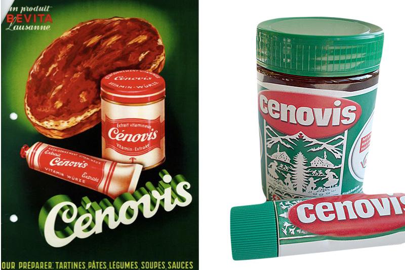 du recyclo en tube Cenovis_image