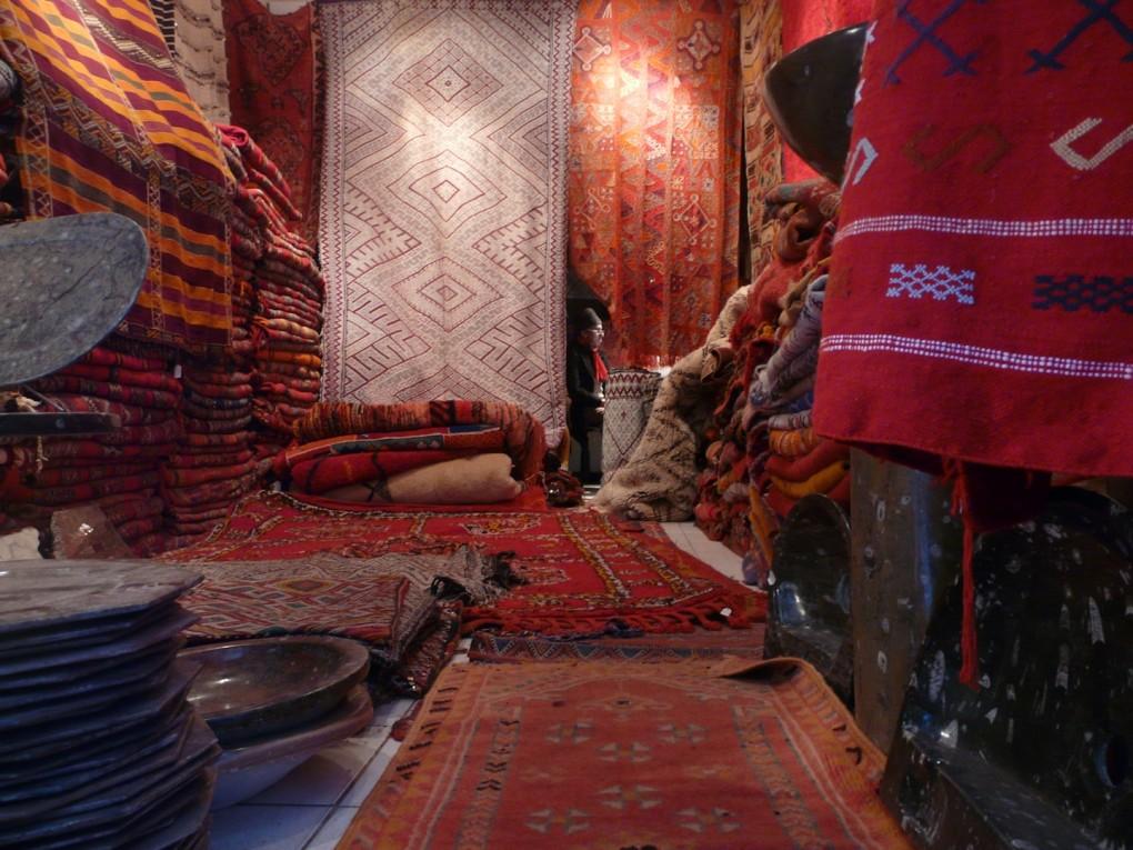 tapis d'art berbere_montpellier